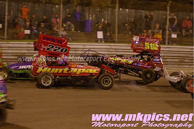 BriSCA F1 Shoot Out Rnd 8