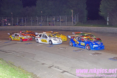 National Hot Rod English World Series round 8