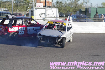 Junior Bangers, Northampton, 10 November 2013