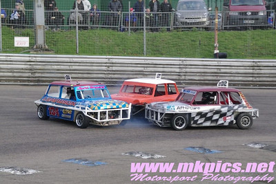 National Ministox, Birmingham Wheels, 12 April 2014