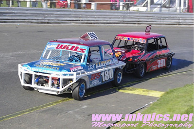 National Ministox, Hednesford hills, 13 April 2014