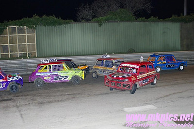 ORCi Ministox, Birmingham Wheels, 8 March 2014