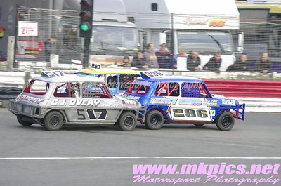 ORCi ministox, Hednesford ,2 November 2014