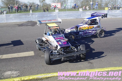Superstox Midland Championship, Northampton, 16 March 2014