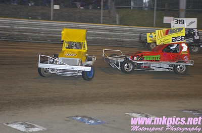 V8 Hot Stox, Birmingham wheels,  8 March 2014
