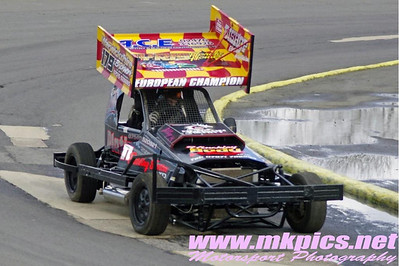 V8 Hot Stox, Press Day, Northampton 1 March 2014