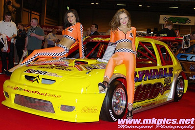 Oval Racing Show, Autosport International, NEC