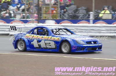 Saturday Practice Session, Ipswich Spedeweekend - Martin Kingston