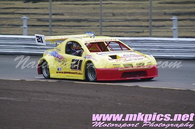 BTCC Drivers in National Hot Rods