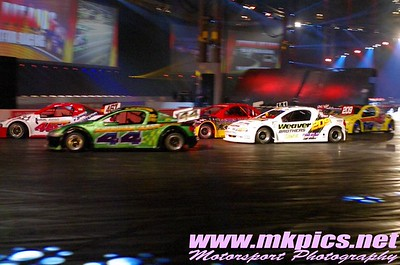 National Hot Rods at the Live Action Arena