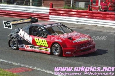 National Hot Rod 2015 NHRPA Championship - Martin Kingston